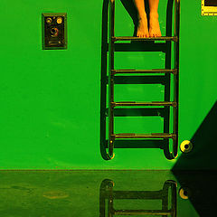 "фото ""Deep green"""