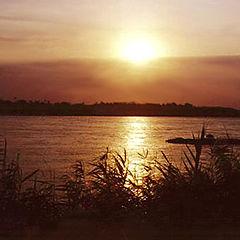 "фото ""the Nile at Cairo..."""