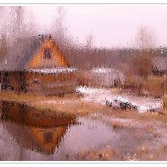 """photo """"...by rain..."""""""