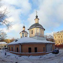 "photo ""Krapivinsky street. Church"""