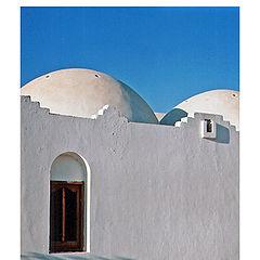 """photo """"White architecture"""""""