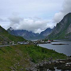"""фотоальбом """"Север Норвегии"""""""