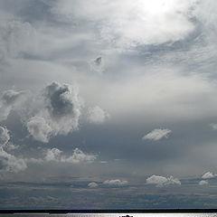 """фото """"Енисейские небеса"""""""