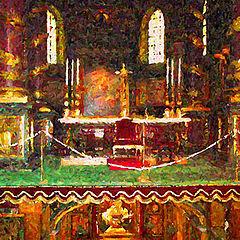 "фото ""An Altar"""