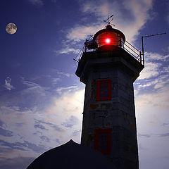 """photo """"Misterious lighthouse"""""""
