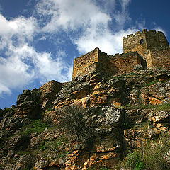 "photo ""Castle on the Rocks"""