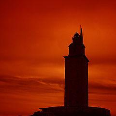 "photo ""Torre de Hйrcules"""