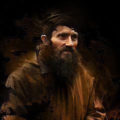 "photo ""the monk, father Ioan  (""photoArt"")"""