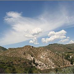 """photo """"Idaho sky"""""""
