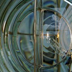 "фото ""Lighthouse lens"""