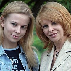 """фото """"я и моя мама :о)"""""""