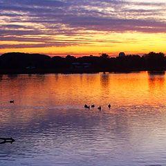 """фото """"Lake at Night"""""""