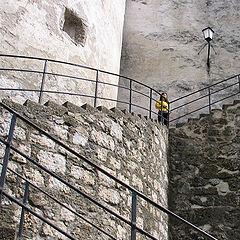"photo ""Old fortress. Salzburg. Austria."""