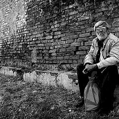 "photo ""Old man"""