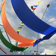 """фото """"Разноцветный ветер"""""""