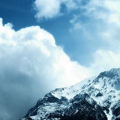 """фото """"Охраняя вечные снега..."""""""