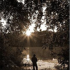 """фото """"Маленький рыбак"""""""