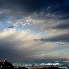 """фото """"Солнечный остров...кажется шторм собирается"""""""
