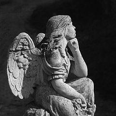 "photo ""On duty angel..."""