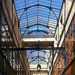 """фото """"Passage du Grand Cerf, Paris 2e."""""""
