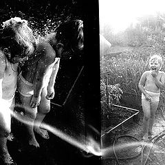 "photo ""garden joy :)"""