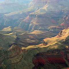 "photo ""Barchans of the Grand Canyon"""