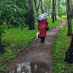 "photo ""It Rains"""