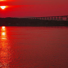 """фото """"Bridge Over The Valley Of Blood"""""""