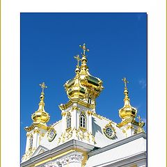 """photo """"The Golden Domes"""""""