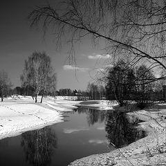 "фото ""Воспоминания о зиме"""
