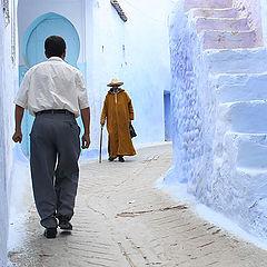 "фото ""the blue city"""