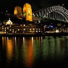 """фото """"The Sydney Harbour Bridge"""""""