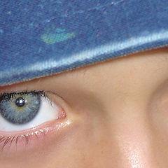 """photo """"- cat eyes -"""""""