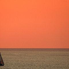 """photo """"Sailing"""""""