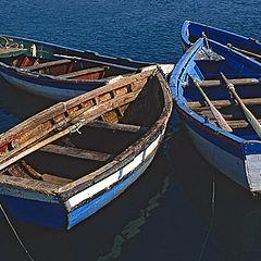 """photo """"4 boats"""""""