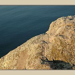 """фото """"камни на закате..."""""""