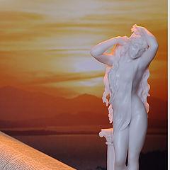 """фото """"Натюрморт на закате"""""""
