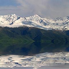 """фото """"Небо..... горы...."""""""