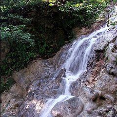 "фото ""Turgut Waterfall"""