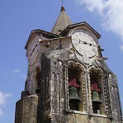 "photo ""The church tower"""
