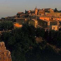"фото ""Roussillon, Vaucluse"""