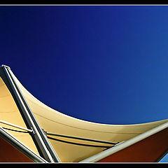 """фото """"Roofline, Olympic Bay Wharf, Winter 2005"""""""