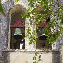 "photo ""The church bells"""