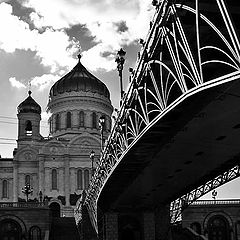 "photo ""Moscow Etude (1)"""