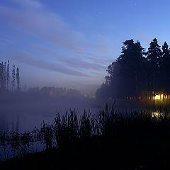 """фото """"Дом на озере"""""""