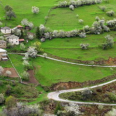"фото ""Ahriansko Village ( Rodopi Mountain )"""