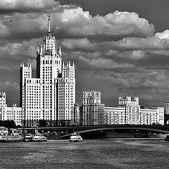 "photo ""Moscow Etude (3)"""