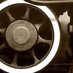 "photo ""Wheel - The beginning... Version #3"""