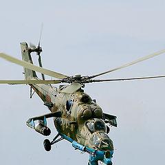 """photo """"Mi-24 #2"""""""