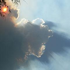 """фото """"Clouds and smoke"""""""